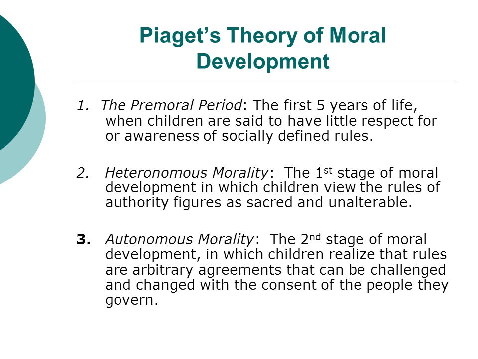 jean piaget's theory of child development Jean piaget (1896-1990), created a cognitive-developmental stage theory that described how children's ways of thinking developed as they interacted wi.