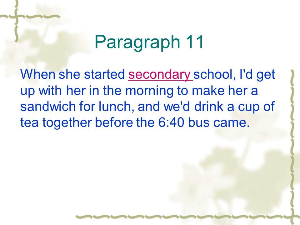 Paragraph 11