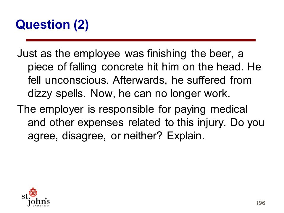 Question (2)