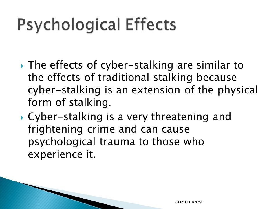 Psychological effects of online dating
