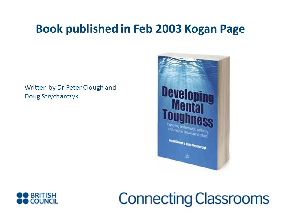 Book published in Feb 2003 Kogan Page