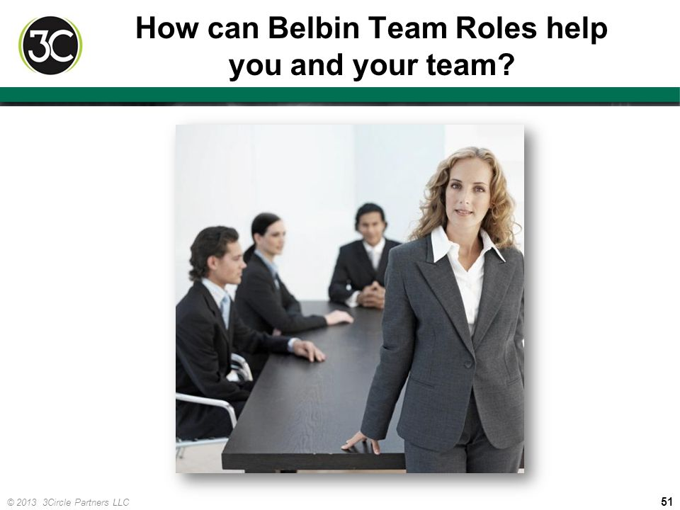 How can Belbin Team Roles help you and your team