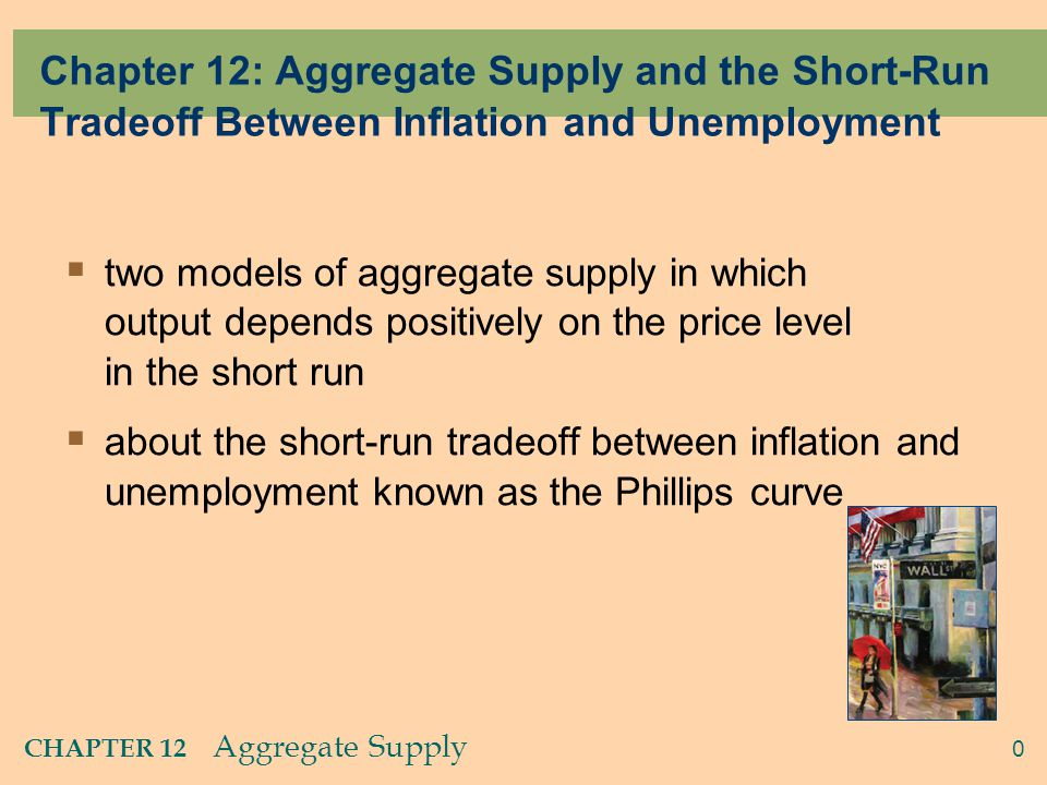 Introduction Until now, we assumed P was stuck in the short run, implying a horizontal SRAS curve.