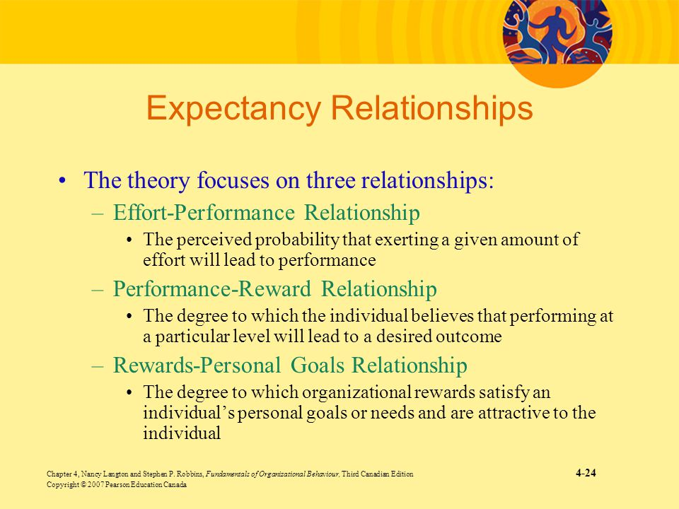 Expectancy Relationships