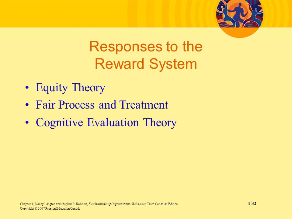 Responses to the Reward System