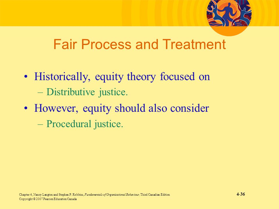 Fair Process and Treatment