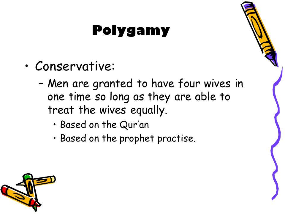 Polygamy Conservative: