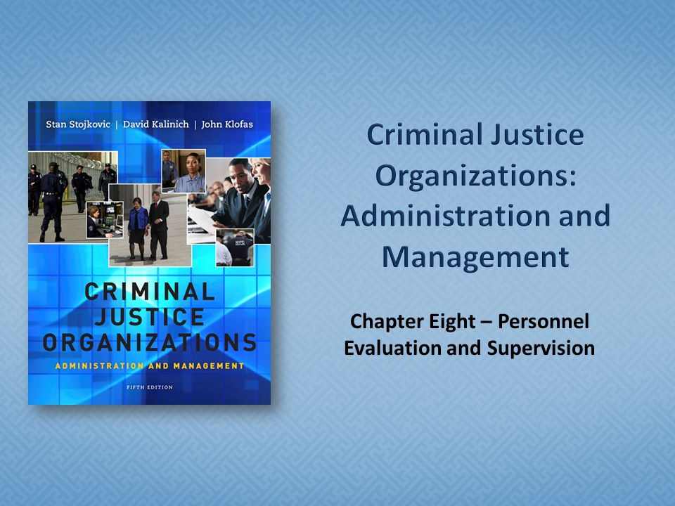 importance of criminal justice administration 164 effective administration of the police and prosecution in criminal justice: the practice and experience of the united republic of tanzania laurean mutahunwa tibasana.