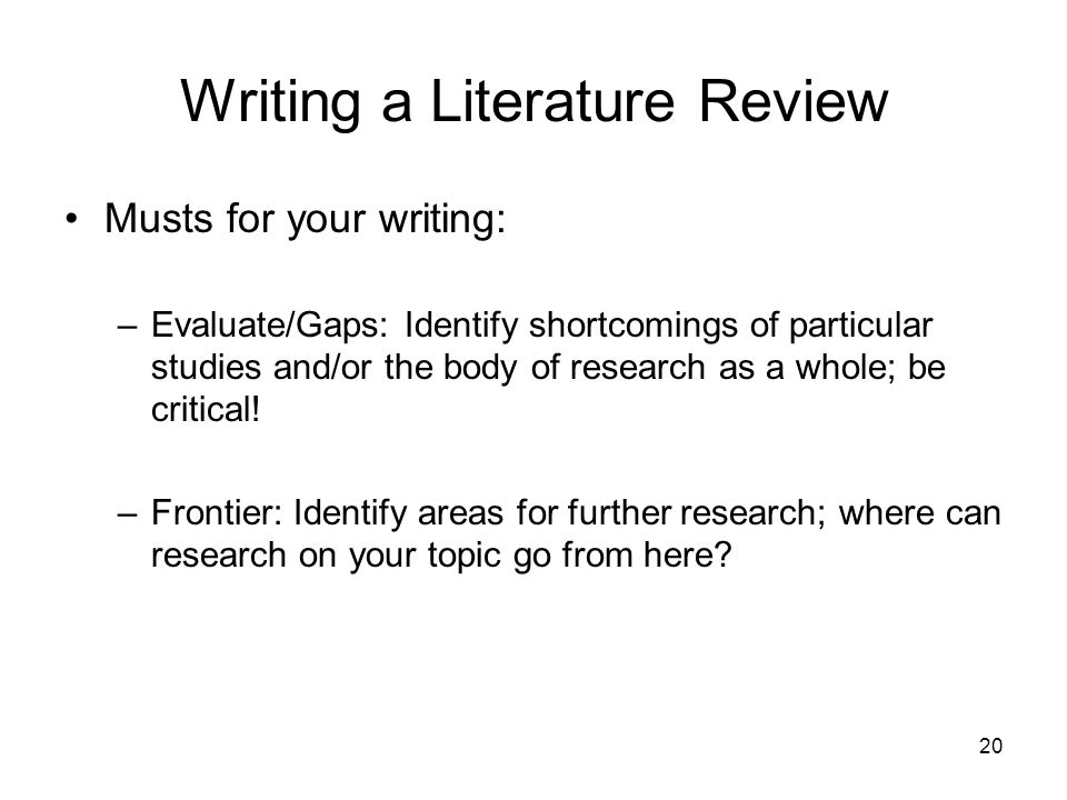 "tips for writing a phd literature review As you embark on your phd the objectives listed above and the tips on writing a literature review will be 3 thoughts on "" planning a literature review."