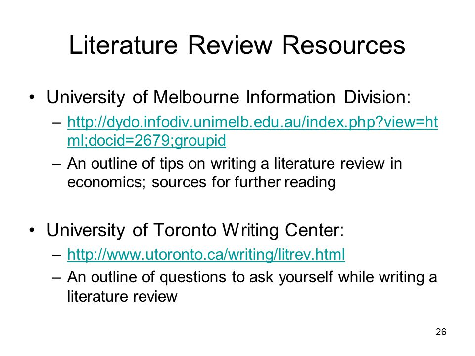 literature review write research paper Learn how to write abstracts, discussion posts, journal entries, literature reviews a literature review is a written approach to examining published information.