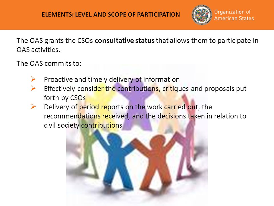 Civil Society Organizations