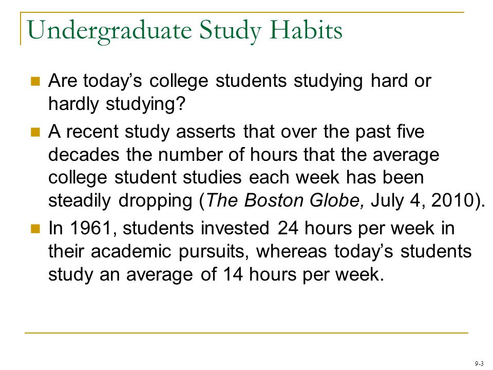 """the effects of study habit to Scores on traditional study habit and attitude school year 2008-2009"""" by christian k bagongon the effects of computer addiction to the academic."""