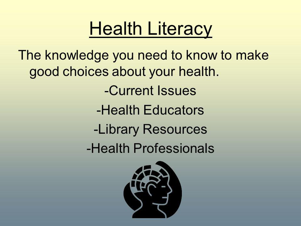 -Health Professionals