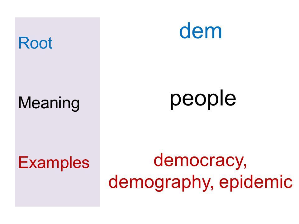 democracy, demography, epidemic