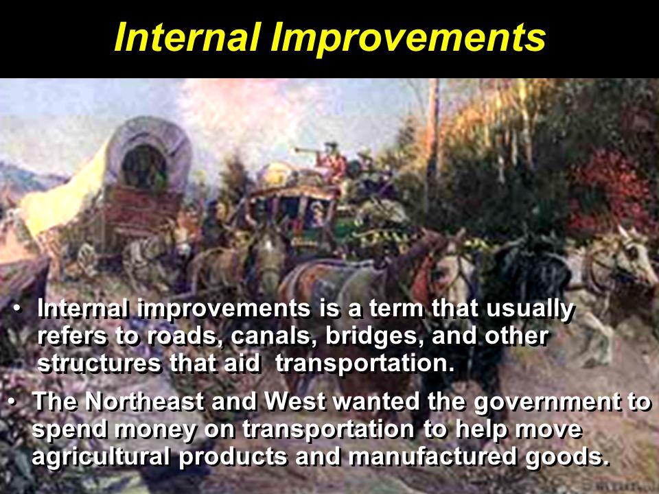 Internal Improvements