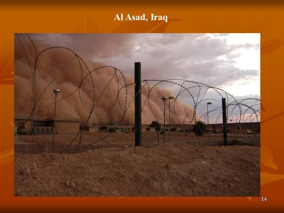 Al Asad, Iraq