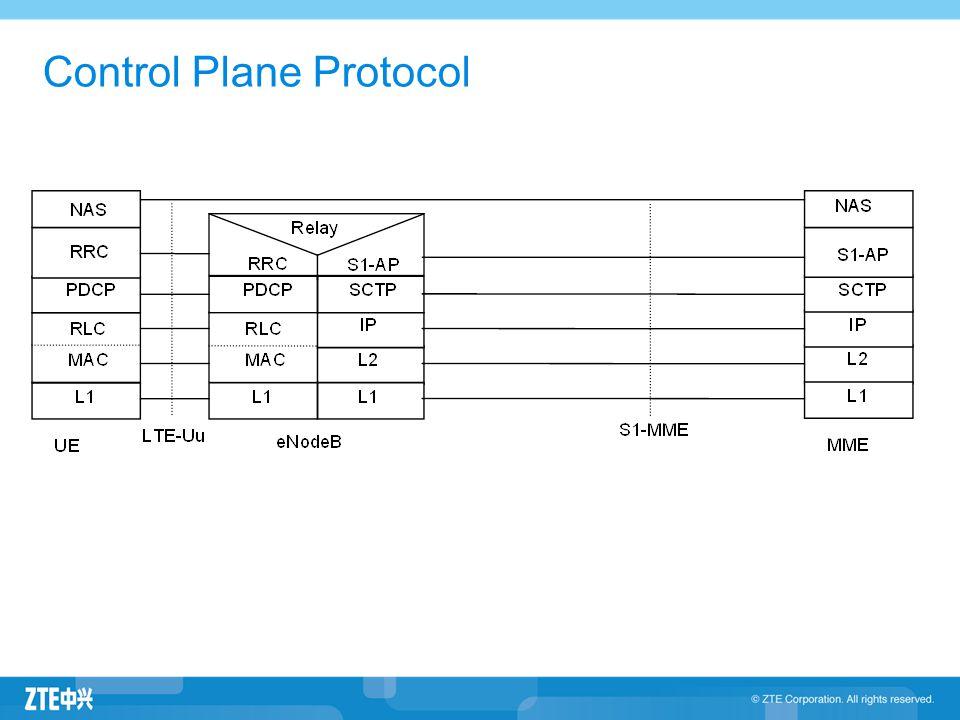 Control Plane Protocol