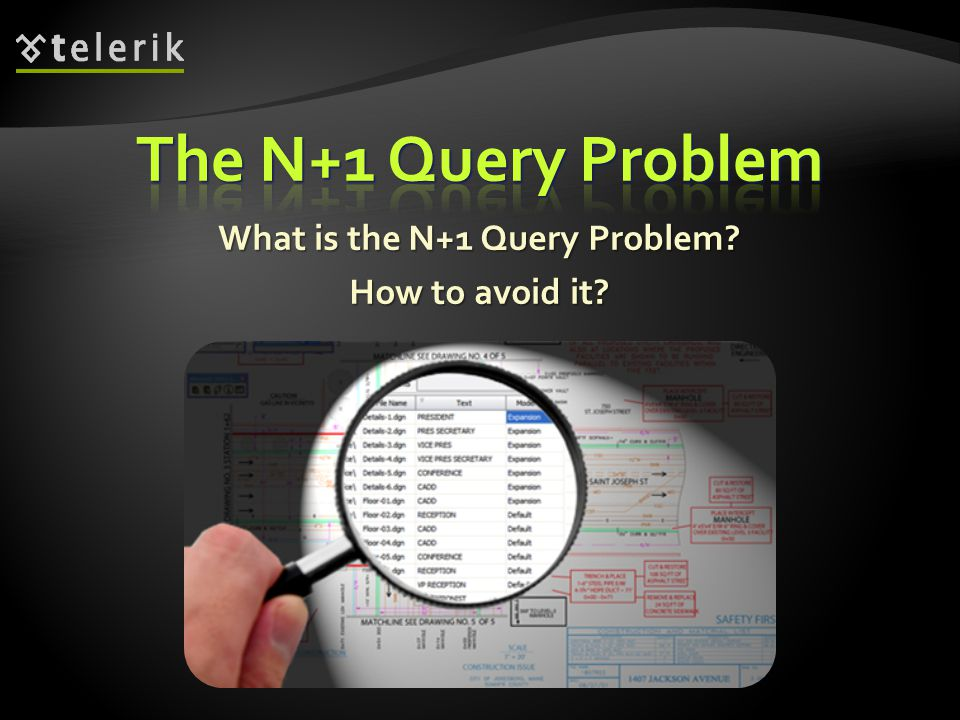 What is the N+1 Query Problem How to avoid it