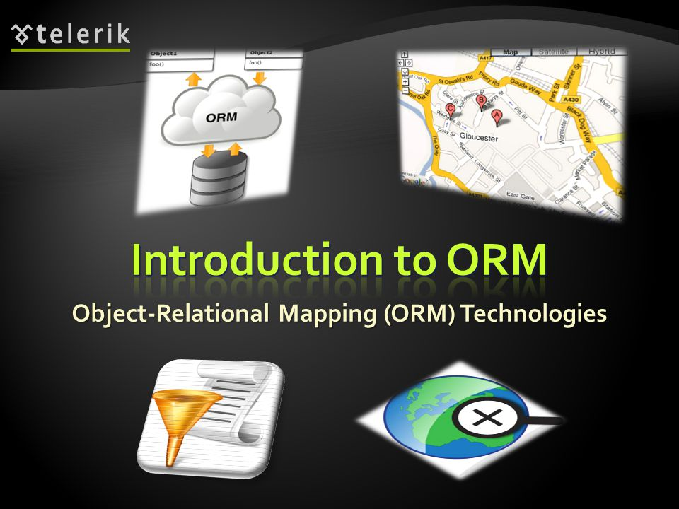 Object-Relational Mapping (ORM) Technologies