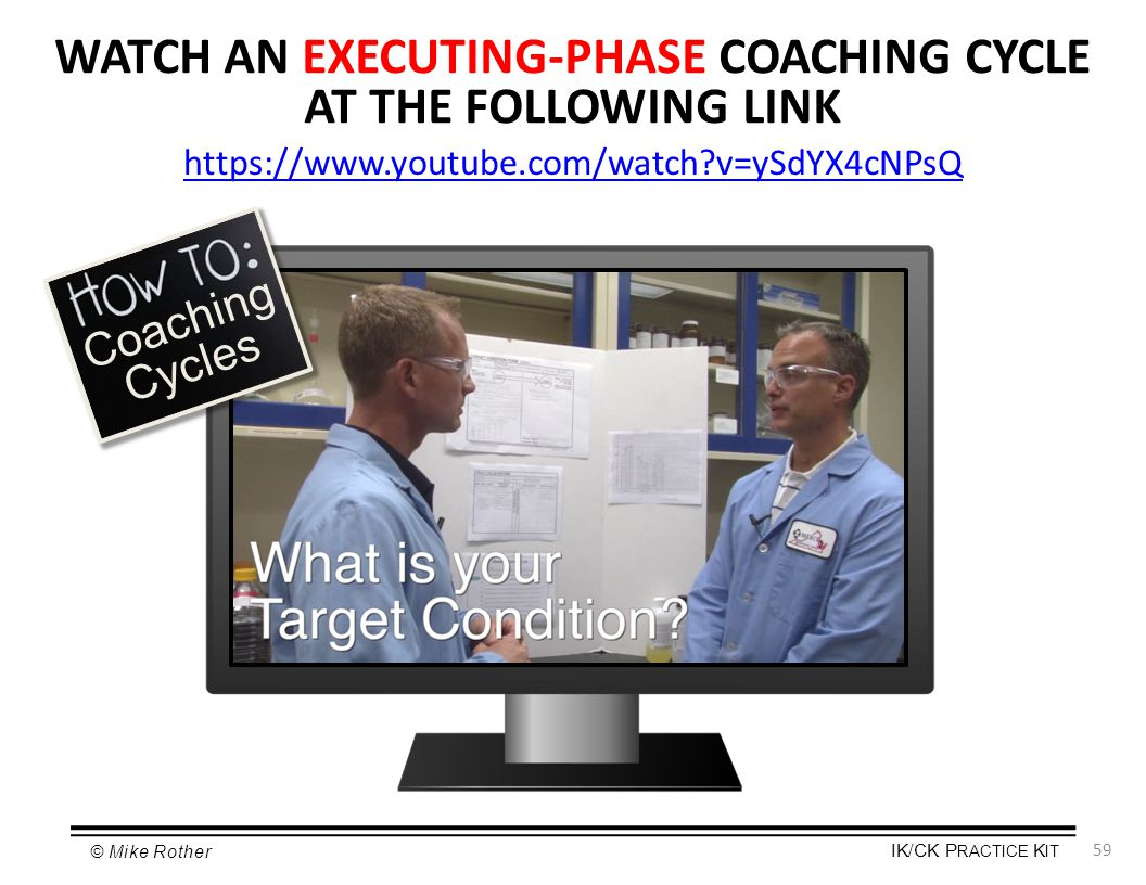 WATCH AN EXECUTING-PHASE COACHING CYCLE