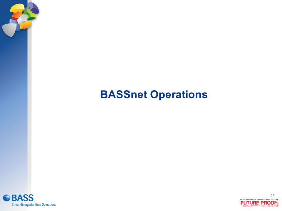 BASSnet Operations