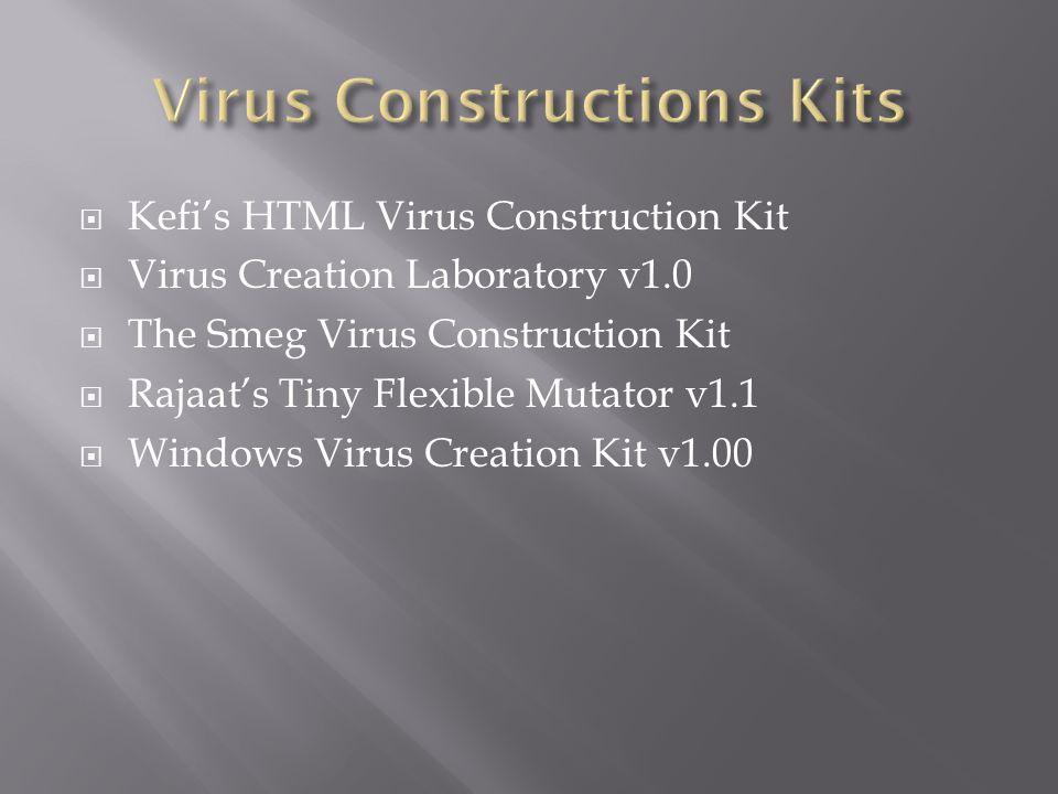Virus Constructions Kits