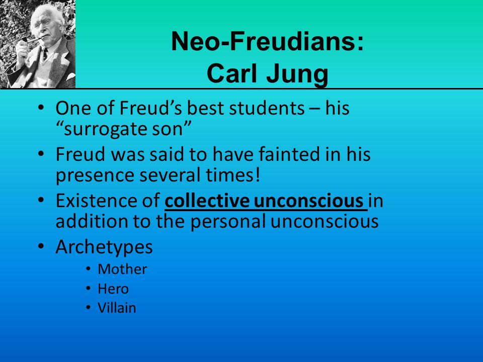 Neo-Freudians: Carl Jung