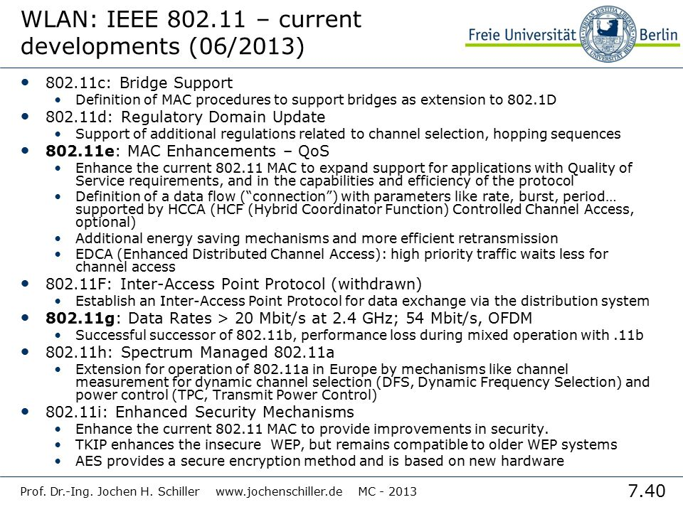 Mobile communications chapter 7 wireless lans ppt download for Ieee definition