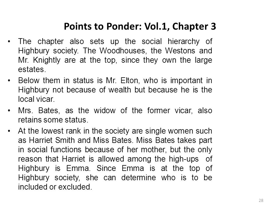 Points to Ponder: Vol.1, Chapter 3
