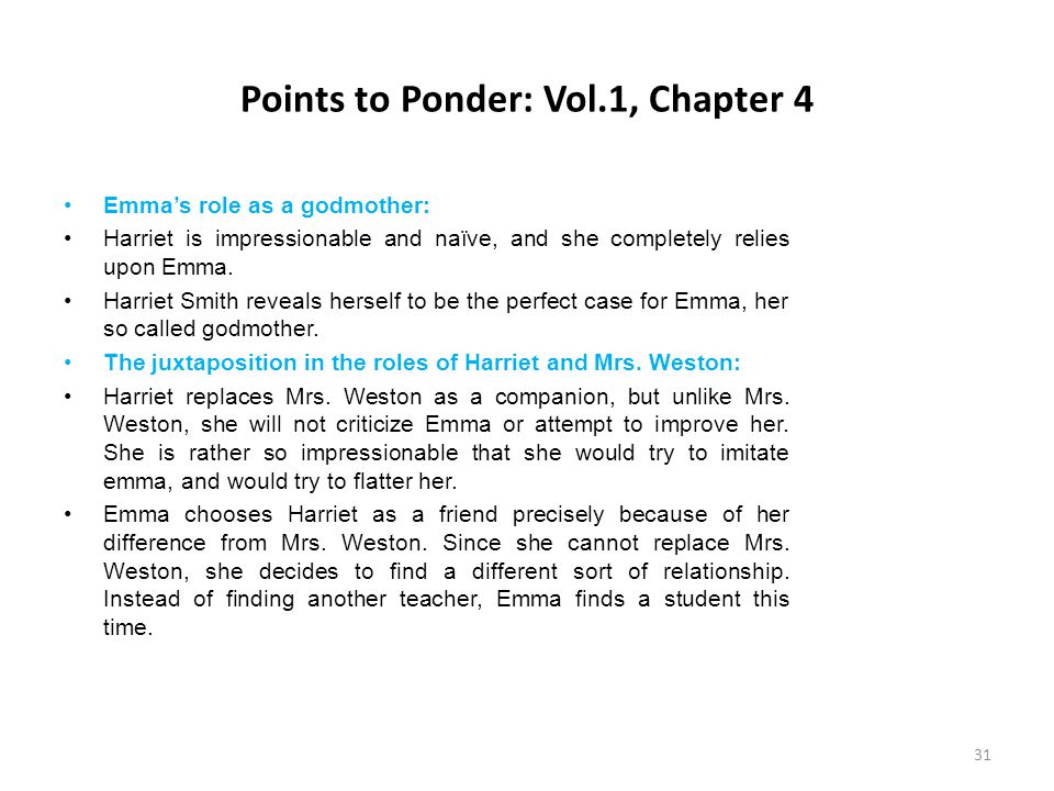 Points to Ponder: Vol.1, Chapter 4