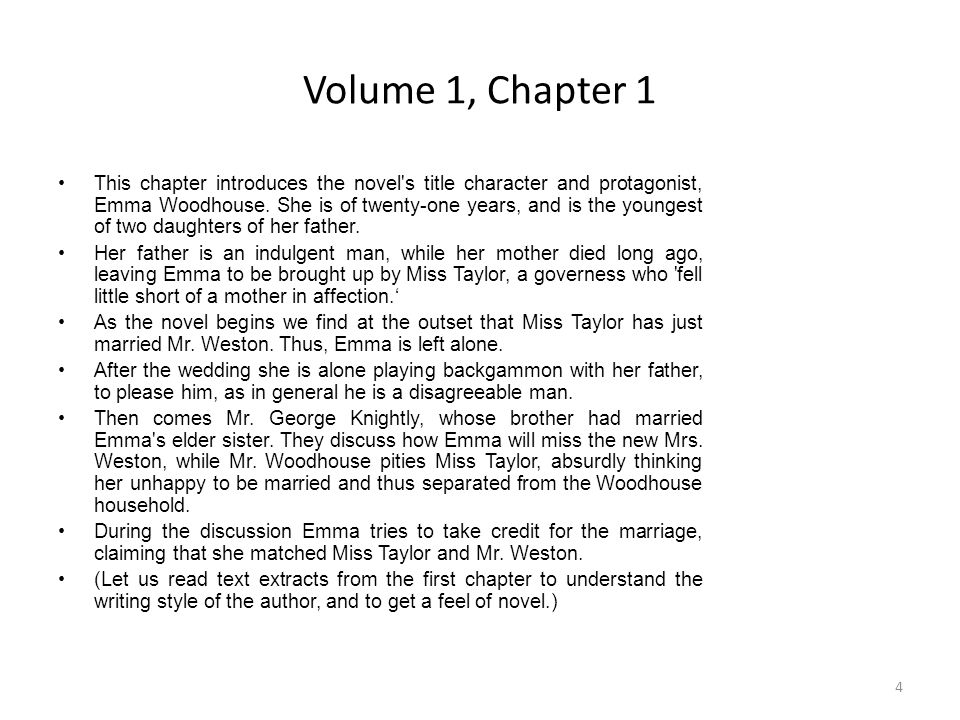 Volume 1, Chapter 1