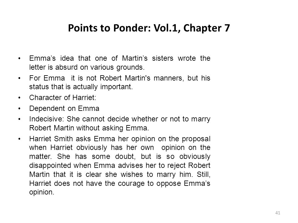 Points to Ponder: Vol.1, Chapter 7