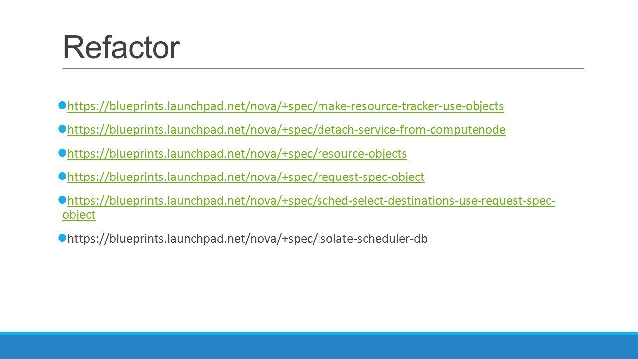 Refactor https://blueprints.launchpad.net/nova/+spec/make-resource-tracker-use-objects.