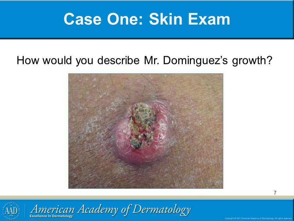 How would you describe Mr. Dominguez's growth