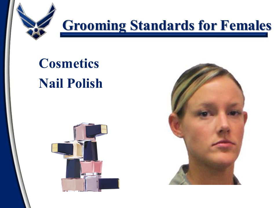 Grooming Standards for Females