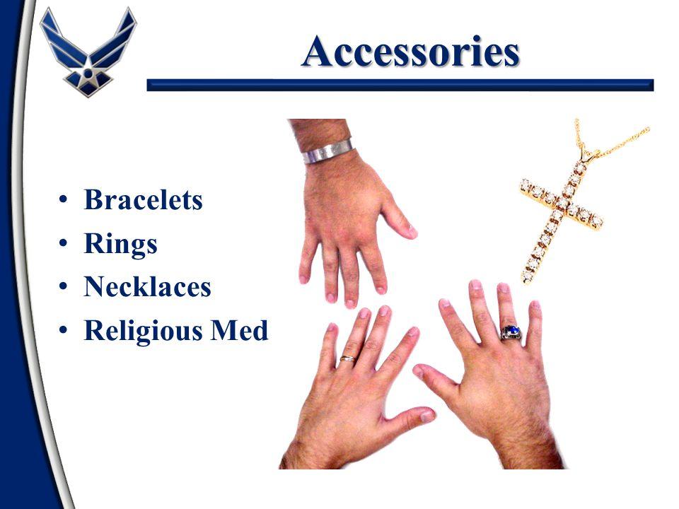 Accessories Bracelets Rings Necklaces Religious Medallions