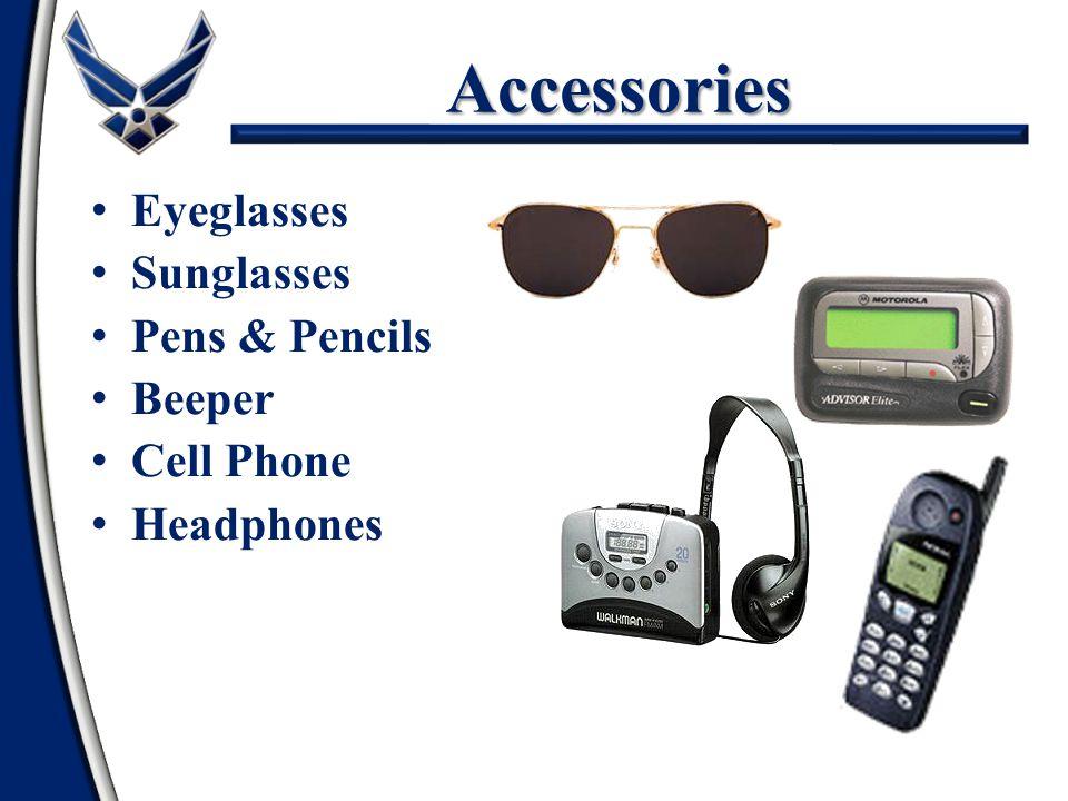 Accessories Eyeglasses Sunglasses Pens & Pencils Beeper Cell Phone