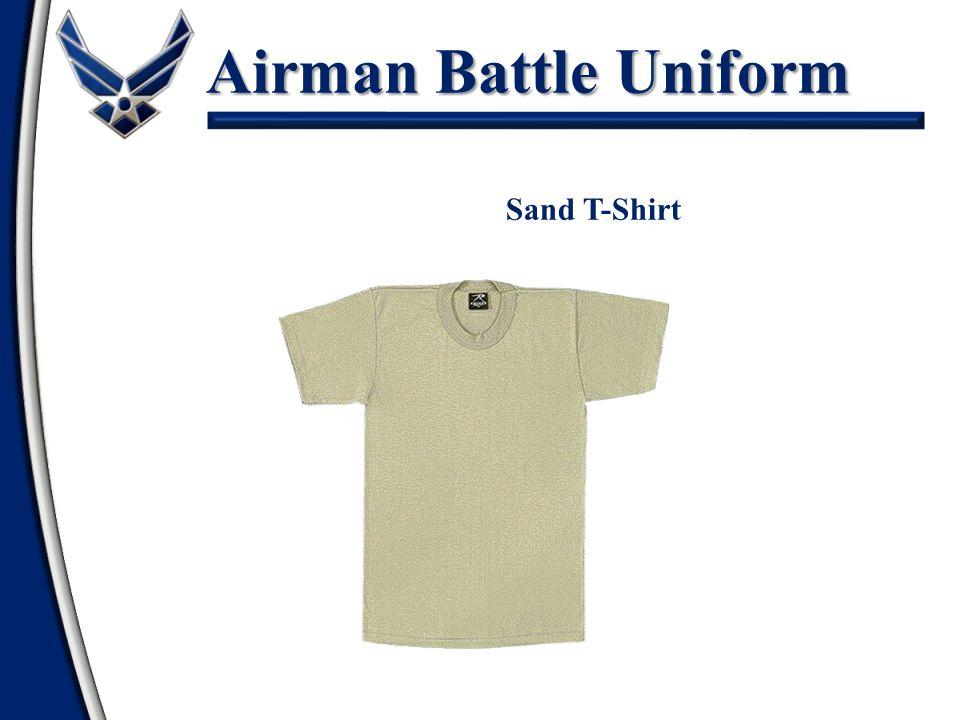 Airman Battle Uniform Sand T-Shirt