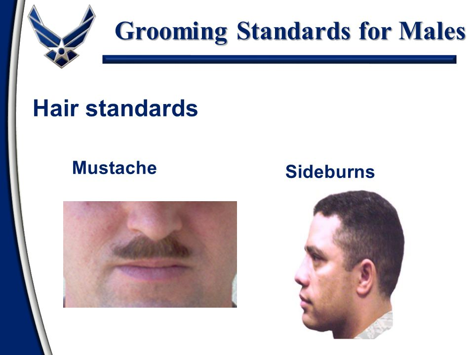 Grooming Standards for Males