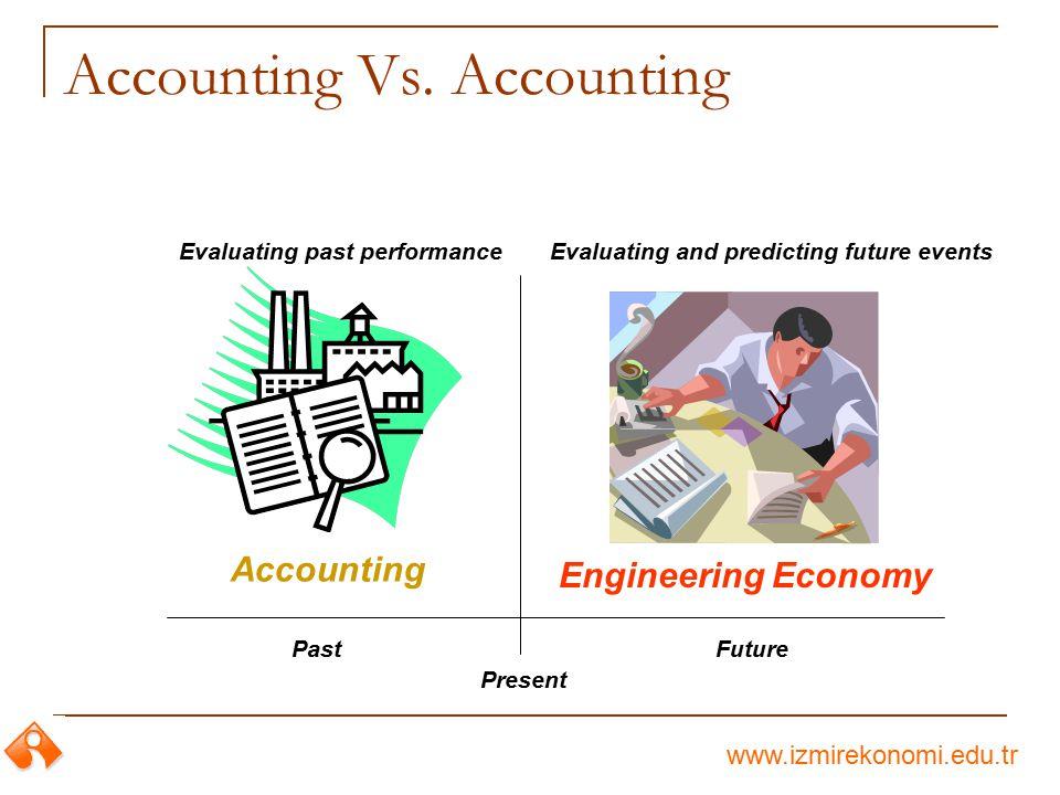 Accounting Vs. Accounting