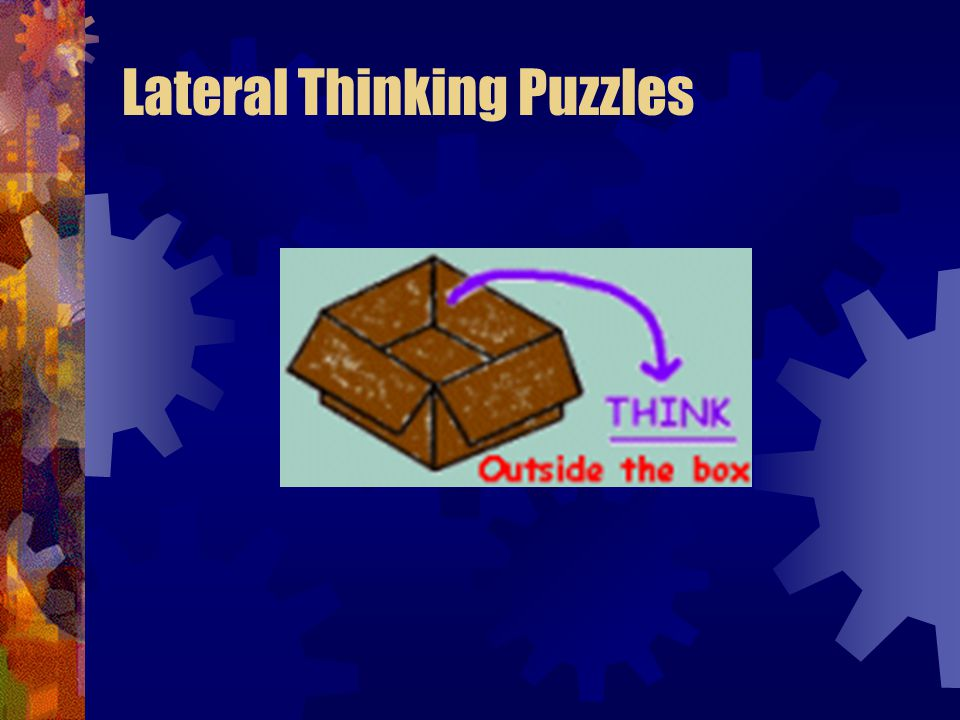 lateral thinking puzzles with answers pdf
