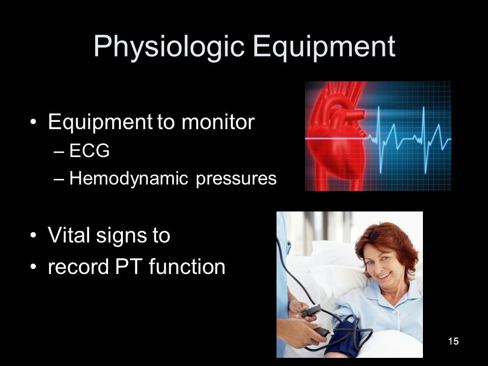 Physiologic Equipment