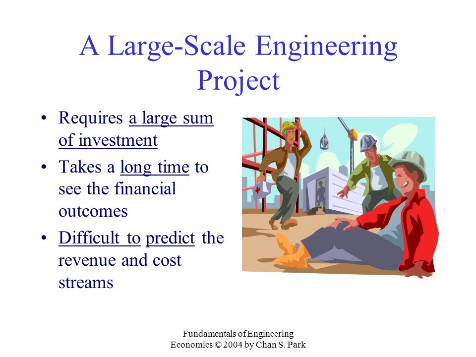 A Large-Scale Engineering Project
