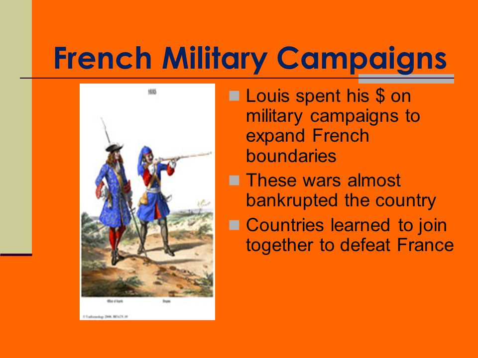 French Military Campaigns