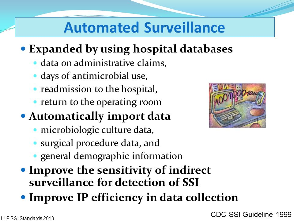 Automated Surveillance