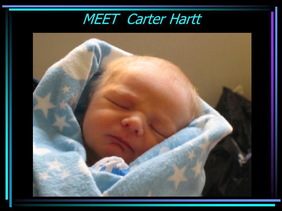 MEET Carter Hartt