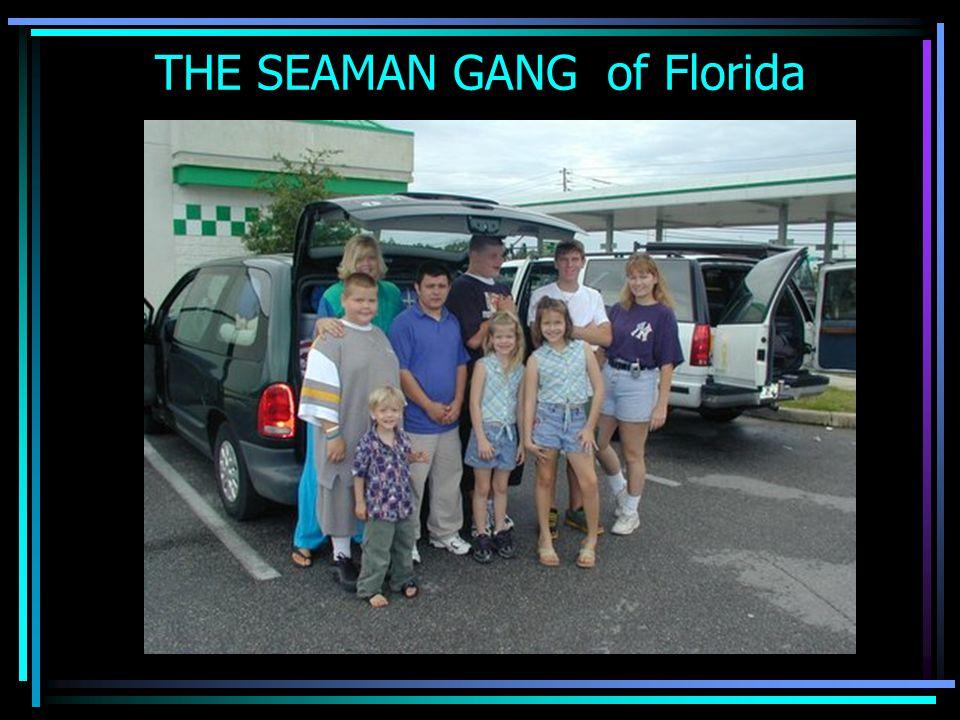 THE SEAMAN GANG of Florida