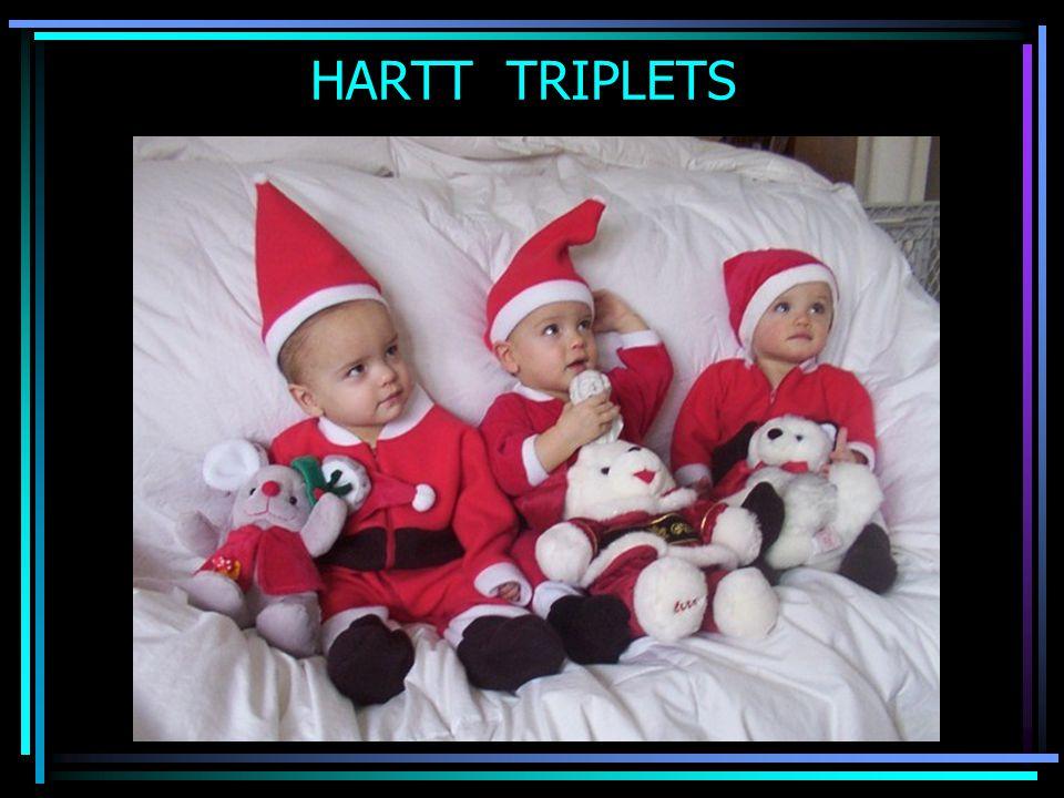 HARTT TRIPLETS