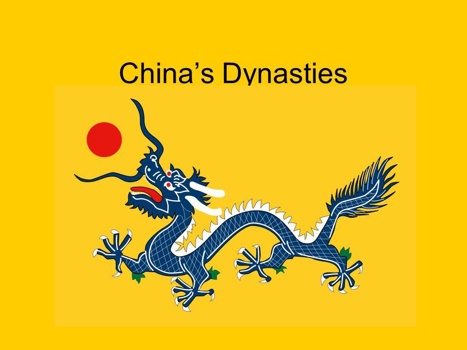 China's Dynasties