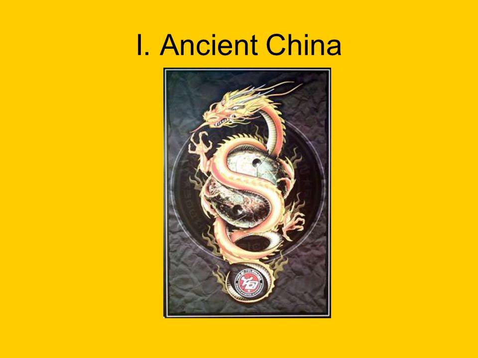 I. Ancient China
